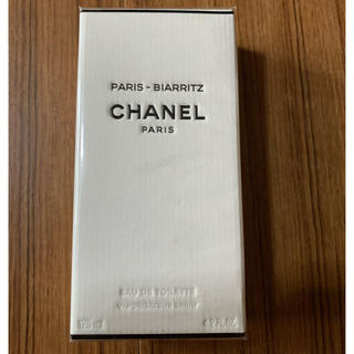 シャネル(CHANEL)のCHANEL シャネル パリ ビアリッツ 香水(香水(女性用))