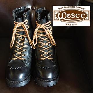 ウエスコ(Wesco)のWESCO JOB MASTER ジョブマスター(ブーツ)