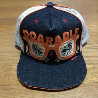 ローリングクレイドル(ROLLING CRADLE)のROLLING CRADLE ロリクレ DOARAT コラボキャップ(キャップ)