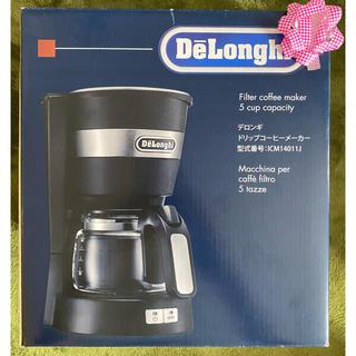 DeLonghi - デロンギ ドリップコーヒーメーカー ICM14011J