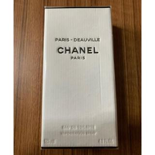 シャネル(CHANEL)のCHANEL シャネル パリ ドーヴィル 125ml(香水(女性用))
