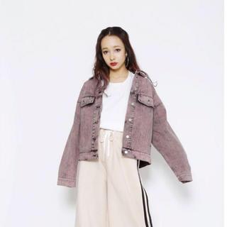Fallin' -  Fiction Tokyo  Big denim jacket ジャゲット