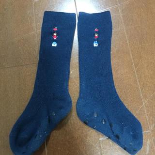 ファミリア(familiar)のファミリア靴下 ハイソックス(靴下/タイツ)