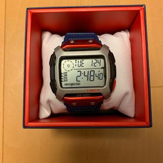 タイメックス(TIMEX)の希少 TIMEX Red Bullコラボ タイメックス レッドブル 腕時計(腕時計(デジタル))