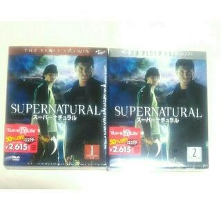 美品 送料無料 SUPERNATURAL スーパーナチュラル ファースト DVD(TVドラマ)