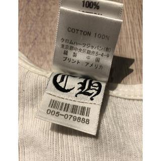クロムハーツ(Chrome Hearts)の本物 クロムハーツ ロゴ タンクトップ tシャツ パーカー bag cap 新作(タンクトップ)