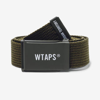 W)taps - WTAPS GIB BELT オリーブ