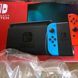 ニンテンドースイッチ(Nintendo Switch)の任天堂 スイッチ ネオン(家庭用ゲーム機本体)