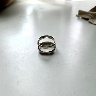 エルメス(Hermes)のメキシカン シルバーリング(リング(指輪))