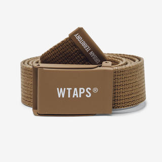W)taps - WTAPS GIB BELT ブラウン