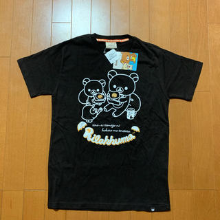 サンエックス(サンエックス)の新品☆ リラックマのエッグトーストTシャツS(Tシャツ/カットソー(半袖/袖なし))