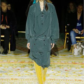 ヴィヴィアンウエストウッド(Vivienne Westwood)のAK for Vivienne シルクドッキングジャケット(テーラードジャケット)