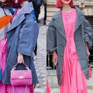 ヴィヴィアンウエストウッド(Vivienne Westwood)のAK for Vivienne ビッグシルエットジャケット(テーラードジャケット)