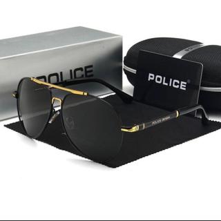 ポリス(POLICE)の新品未使用 新作 ポリス 偏光レンズ UV400 サングラス(サングラス/メガネ)