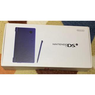 ニンテンドーDS(ニンテンドーDS)のニンテンドー DSi メタリックブルー 中古(携帯用ゲーム機本体)