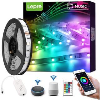 LEDテープライト RGB ストリップライト Alexa Echo/Google(家庭用ゲーム機本体)