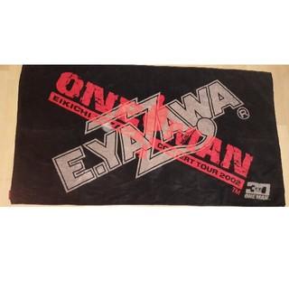 ヤザワコーポレーション(Yazawa)の矢沢永吉 バスタオル ビーチタオル2002年デビュー30周年ツアー(ミュージシャン)