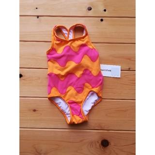 マリメッコ(marimekko)のマリメッコ marimekko  女の子 水着 プール スイミング 海 海水浴(水着)
