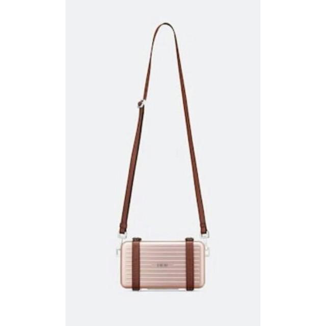 """Dior(ディオール)のDIOR and RIMOWA""""パーソナル クラッチバッグ レディースのバッグ(クラッチバッグ)の商品写真"""