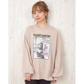 イング(INGNI)のINGNI フォトロンT(Tシャツ(長袖/七分))