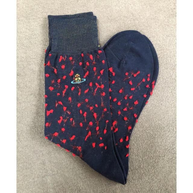 Vivienne Westwood(ヴィヴィアンウエストウッド)のVivienne Westwood 靴下 レディースのレッグウェア(ソックス)の商品写真
