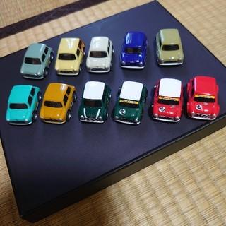 プルバックカー11台(ミニカー)