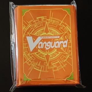 カードファイト!! ヴァンガード - VG ヴァンガード 共通面 ロゴ スリーブ みかん オレンジ ゲットトレジャー