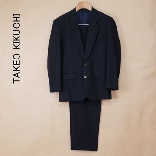 タケオキクチ(TAKEO KIKUCHI)のTAKEO KIKUCHI タケオキクチ 日本製 セットアップスーツ(セットアップ)