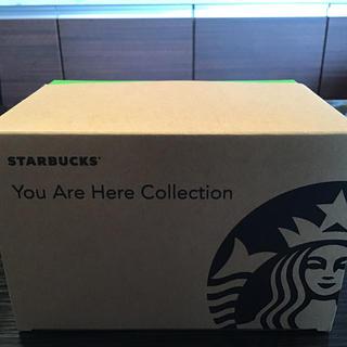 スターバックスコーヒー(Starbucks Coffee)の【新品未使用】スターバックス マグカップ 香港(マグカップ)
