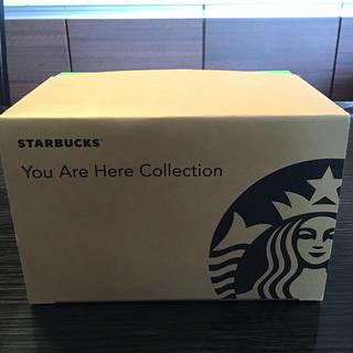 スターバックスコーヒー(Starbucks Coffee)の【新品未使用】スターバックス マグカップ サウジアラビア(マグカップ)