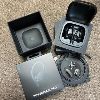 ビーツバイドクタードレ(Beats by Dr Dre)のPowerbeats Pro(ヘッドフォン/イヤフォン)
