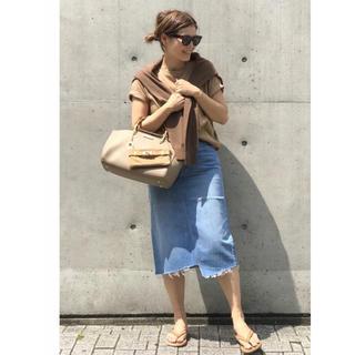 ドゥーズィエムクラス(DEUXIEME CLASSE)のDeuxieme Classe MOTHER スカート◆(ひざ丈スカート)