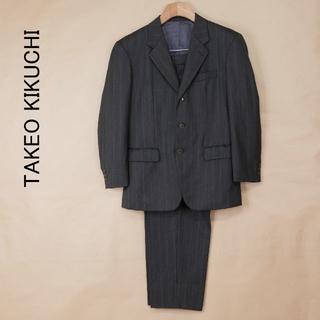 タケオキクチ(TAKEO KIKUCHI)のTAKEO KIKUCHI タケオキクチ 日本製 上下スーツセット(セットアップ)