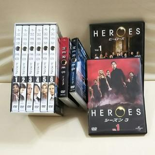 ユニバーサルエンターテインメント(UNIVERSAL ENTERTAINMENT)のHE R O E S・DVD(TVドラマ)