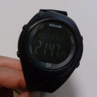【K3様専用】SOLUSスポーツウォッチ (腕時計(デジタル))