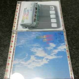 カンジャニエイト(関ジャニ∞)の関ジャニ∞ CD Wonderful World!!初回盤セット(ポップス/ロック(邦楽))