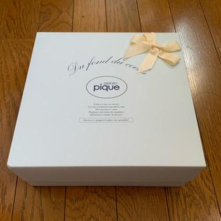 ジェラートピケ(gelato pique)のジェラードピケ プレゼントbox カード 袋(ラッピング/包装)