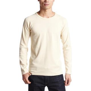 ジムマスター(GYM MASTER)のgym master  オーガニックコットンストレッチ9分丈 TEE(Tシャツ/カットソー(七分/長袖))