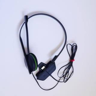 エックスボックス(Xbox)のsho様専用 xbox ONE ボイスチャット ヘッドセット マイクロソフト(ヘッドフォン/イヤフォン)