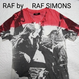 ラフシモンズ(RAF SIMONS)のラフシモンズ RAF SIMONS Tシャツ トップス メンズ レディース(Tシャツ/カットソー(半袖/袖なし))