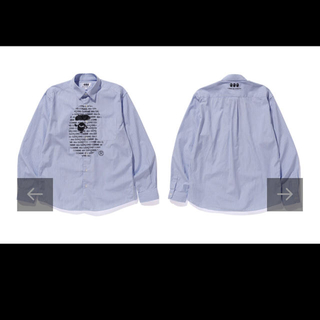 コムデギャルソン(COMME des GARCONS)の大阪限定 bape ギャルソン シャツ 2XL(シャツ)