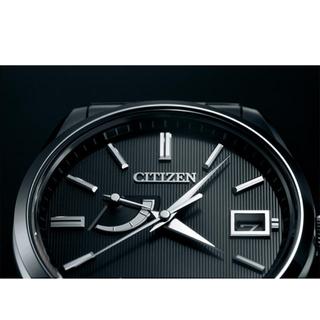 シチズン(CITIZEN)の【再値下げ】【美品】ザシチズン AQ1010-54E(腕時計(アナログ))