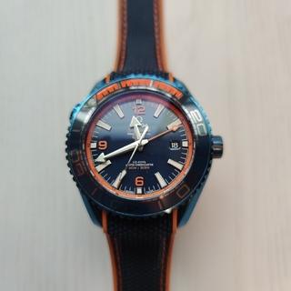 オメガ(OMEGA)のオメガ OMEGA BIG BLUE プラネットオーシャン (腕時計(アナログ))