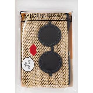 アジョリー(a-jolie)のa-jolie ショルダーバッグ 【限定色】ナチュラルカラー 新品 未開封(ショルダーバッグ)