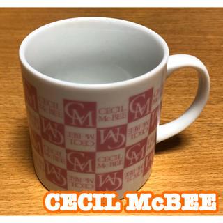 CECIL McBEE - CECIL McBEE マグカップ