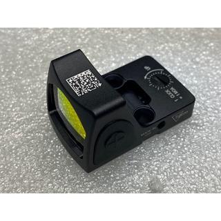 ACE1ARMS トリジコン RMR タイプ ドットサイト ブラック(カスタムパーツ)