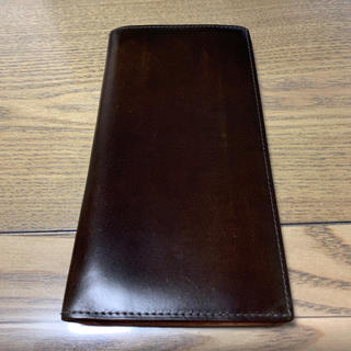 ガンゾ(GANZO)のガンゾ コードバン長財布 小銭入れ(長財布)