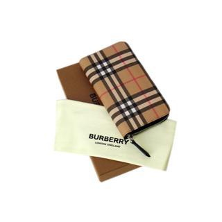 バーバリー(BURBERRY)のバーバリーBURBERRY■ヴィンテージノヴァチェックウォレット財布(長財布)