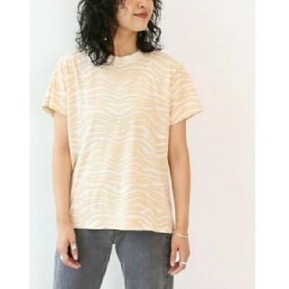 CITYSHOP /【MONOGRAM】Tiger Print Tシャツ(Tシャツ(半袖/袖なし))
