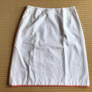 レオナール(LEONARD)のLEONARD サマースカート (ひざ丈スカート)